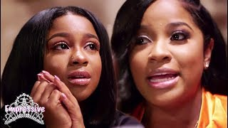 """Toya Wright and Reginae Carter are quitting Growing Up Hip Hop ATL due to """"bad editing"""""""