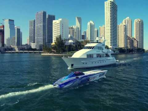 JBS Offshore Boat Racing
