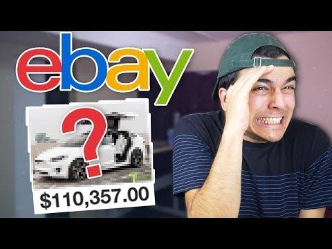 Buying 100% RANDOM Ebay Packages! Buying EVERY Ebay Mystery Box!