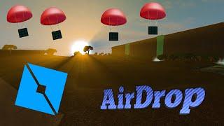 [ROBLOX STUDIO] Sistema de AirDrop