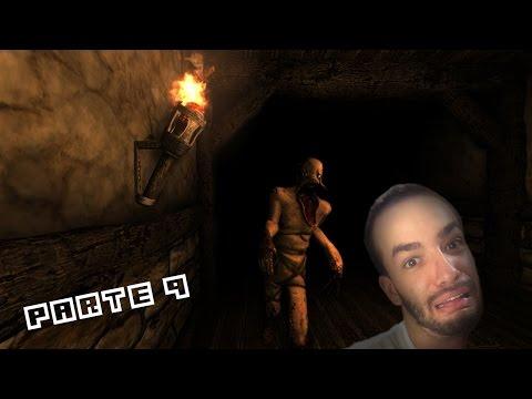 Amnesia: The Dark Descent - ELEVADOR FUNFANDO - PARTE 09