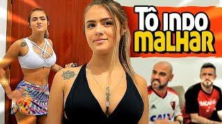 ESSAS MENINAS GOSTAM DE MALHAR COM CADA ROUPA thumbnail