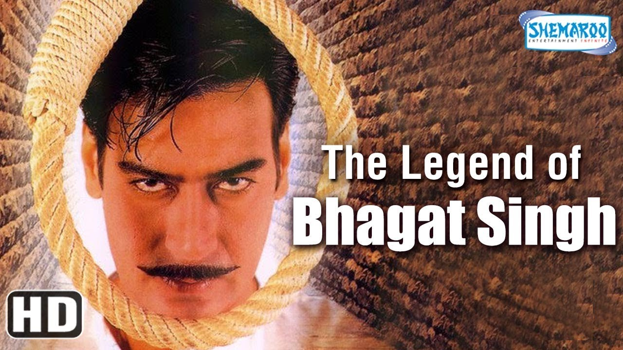 Download The Legend Of Bhagat Singh [2002]{HD} Bollywood Patriotic Movie in 15mins - Ajay Devgan - Amrita Rao