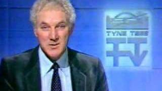 Neville Wanless and closedown on Tyne Tees