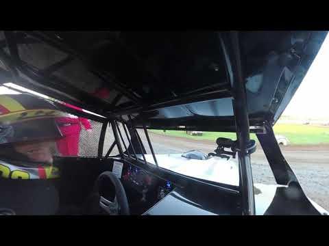 humboldt speedway 6-28-19 heat race modlite