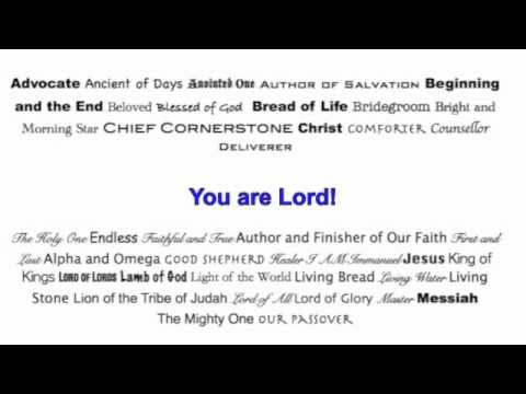 At the Name of Jesus 2012