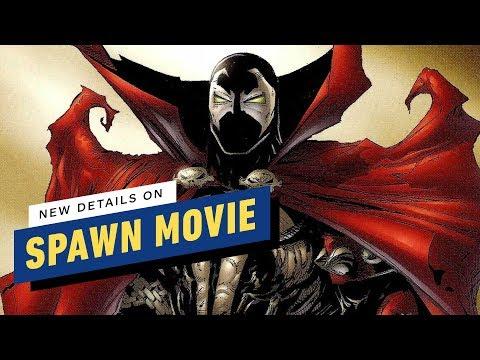 Смотреть мультфильм spawn
