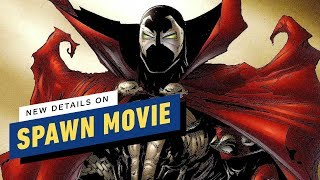 New Details on Spawn Movie from Todd McFarlane - Comic Con 2019