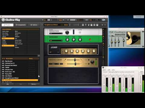 Using MuseScore 2.0 with VST instruments