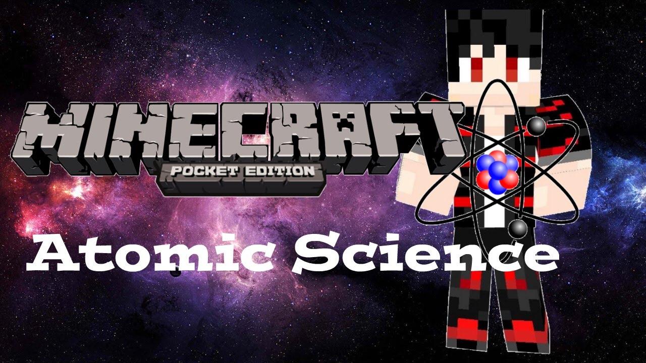 Atomic Science Mod | Minecraft PE Mods & Addons