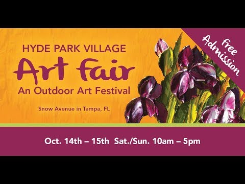 Hyde Park Village Art Fair