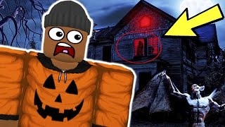 ESCAPE THE HAUNTED HOUSE! | Roblox