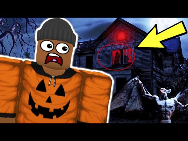Scary House Games Online