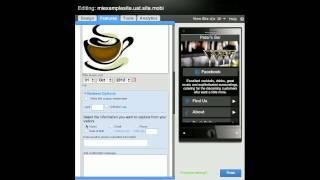 Coupons und Aktionen in Ihre mobile Webseite einbauen