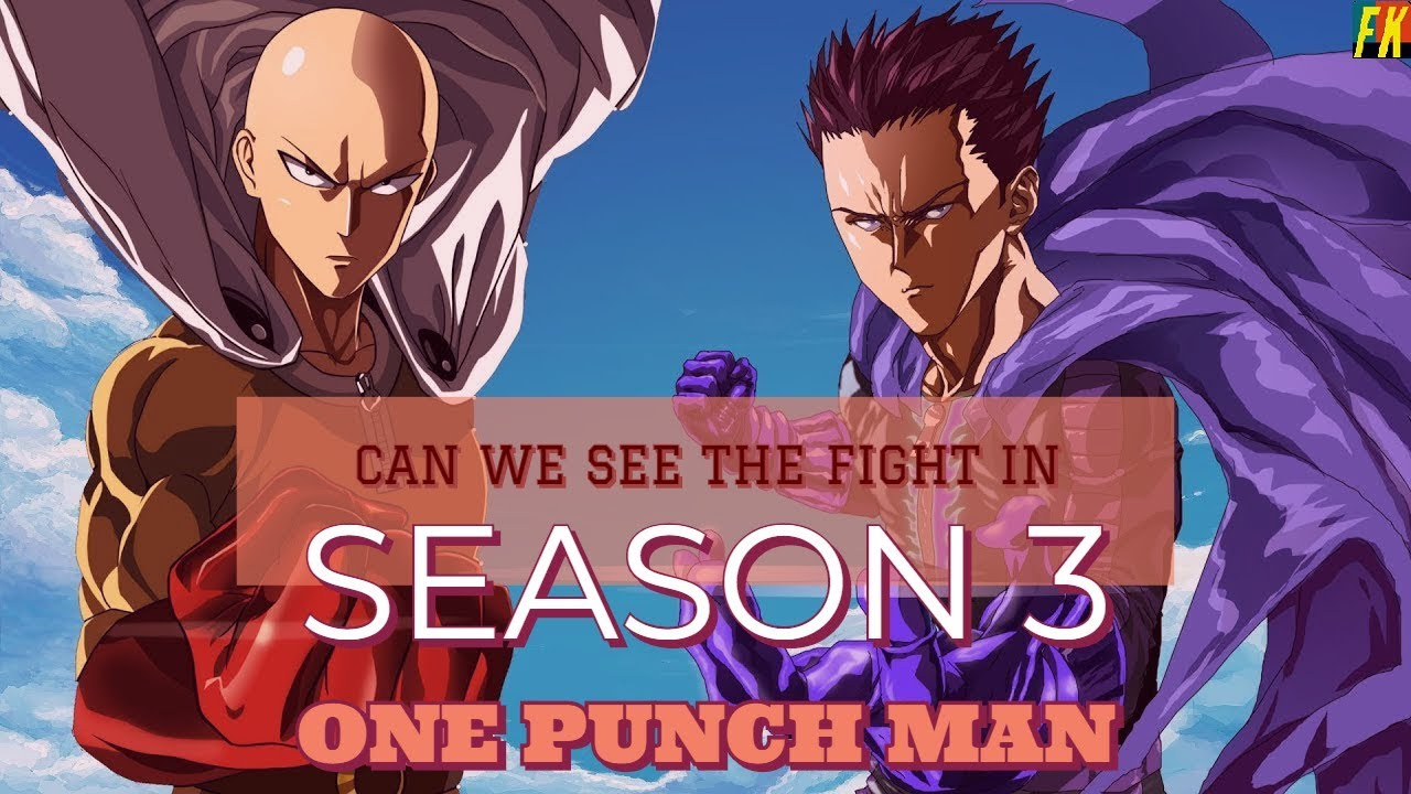 Can We See Blast In Season 3 One Punch Man Hindi Youtube