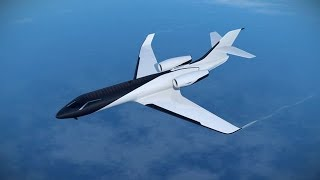 This Windowless Airplane Could Be The Future Of Flying, And It Looks Both Amazing And Terrifying