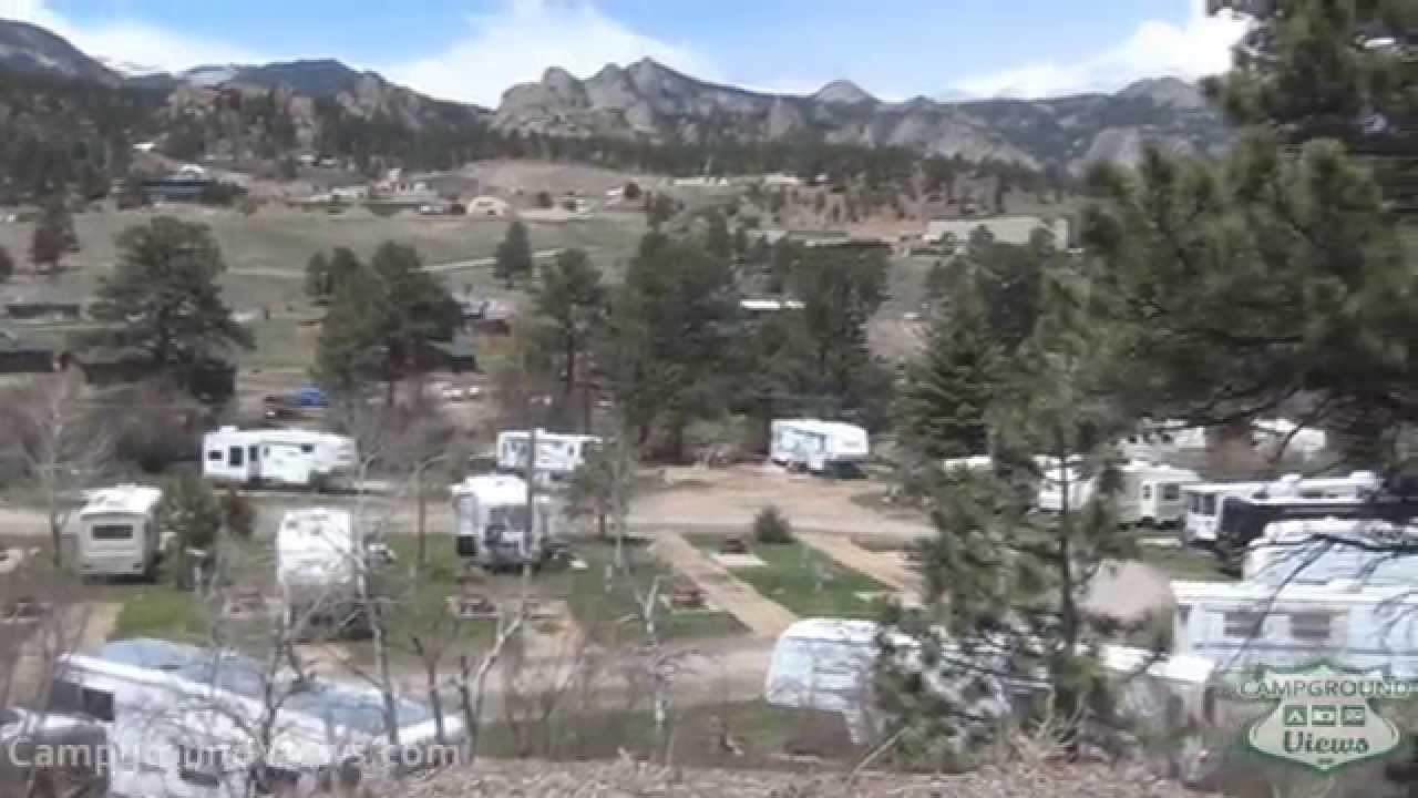 Campgroundviews Com Manor Rv Park Estes Park Colorado Co