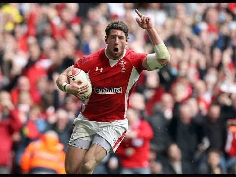 Grand Slam Years Wales 2012:  Wales v France Part 2