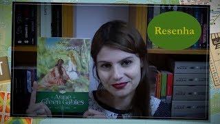 Anne de Green Gables da autora L. M. Montgomery