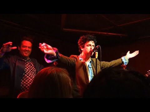 The Coverups (Green Day) - Chinese Rocks (The Heartbreakers cover) – Live in San Francisco
