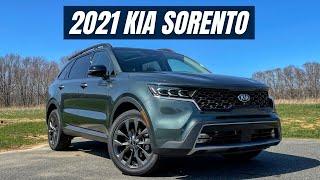 2021 Kia Sorento Review - An A…