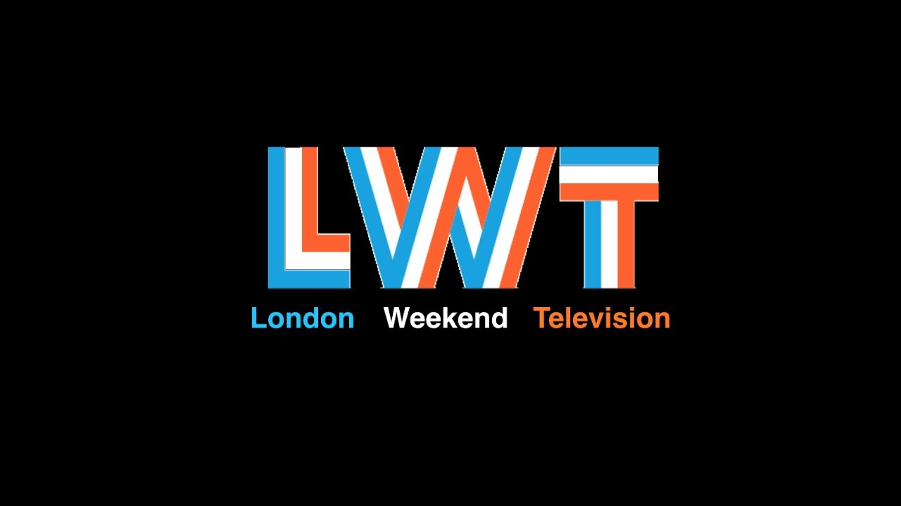 LWT - London Weekend Television ident & logo