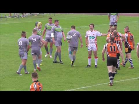West Wales Raiders vs Torfaen tigers