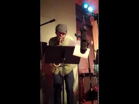 Jim Hobbs (excerpt) Taylor Ho Bynum Sextet @ Firehouse 12, 12-7-12 4/5