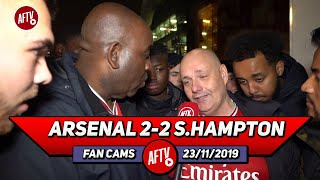 Arsenal 2-2 Southampton | I Don't Blame Emery Anymore It's Down To The Board! (Claude)
