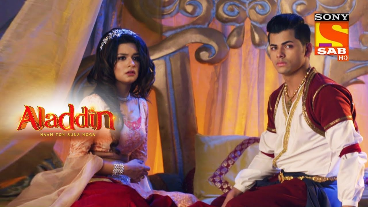 Download Zafar Takes Aladdin and Yasmine By Surprise | Alasmine Romantic Moments | Aladdin