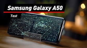 Das Samsung Galaxy A50 als neuer Bestseller? - Der Test