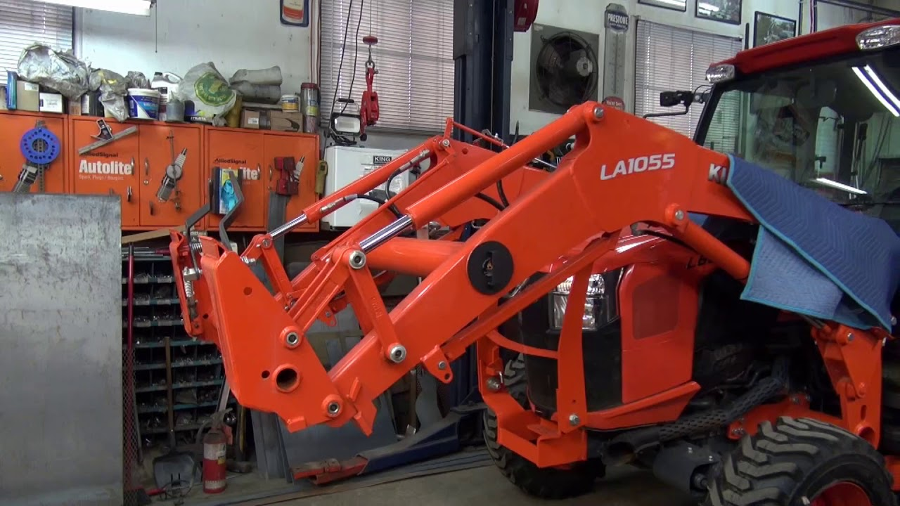 The Final Two Mods For The Kubota 60 Series Tractor