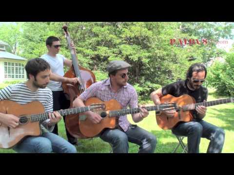 Adrien Moignard, Benoit Convert, Gonzalo Bergara / patrus53.com / Django in June 2013