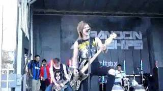 Abandon All Ships - Guardian Angel Live at Youth Fest