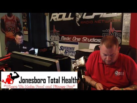 Friday's Red Wolf Roll Call Radio with J.C. & Uncle Walls 4-15-16  Part 1
