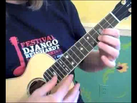 Five Foot Two Ukulele Lesson By Marcy Marxer Youtube