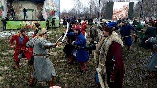 Кострома.Русские щи-гастрономический фестиваль.