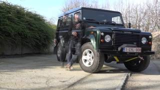 Why would you buy a Landrover Defender ?