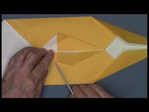 Origami Leopard | Origami, Crafts, Animals | 360x480