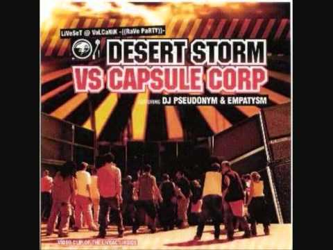 DJ Pseudonym and Empatysm - Desert Storm vs. Capsule Corp