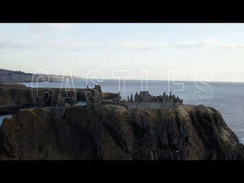 Scotland from Above - Castles