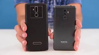15000 мАч от Oukitel! Обзор двух смартфонов К8 и К7 / Арстайл /