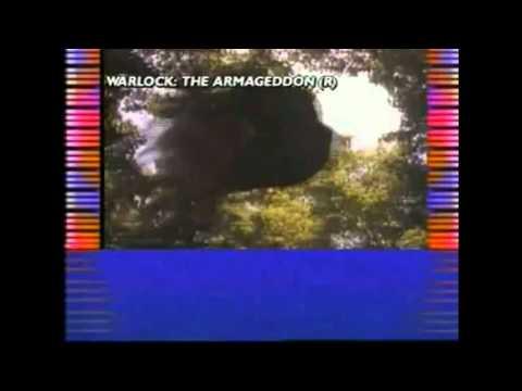 Sneak Prevue 1994 - Warlock: The Armageddon poster
