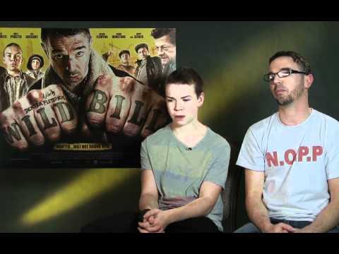 Cinetalk : Charlie CreedMiles & Will Poulter  Wild Bill