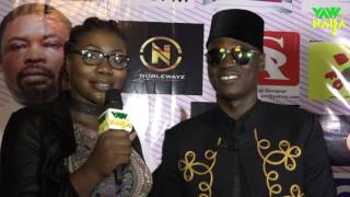 Sound Sultan, Gordons, Basketmouth, Bovi, others turn up for Bow Joint Unchained
