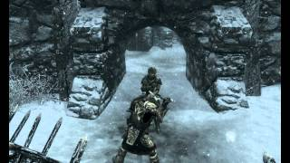 ASUS GTX 550 ti playing skyrim
