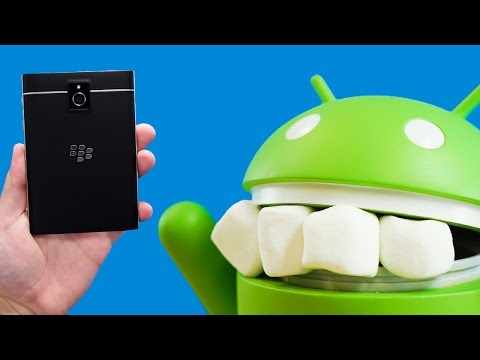 Android Marshmallow, Project Tango, and BlackBerry Venice - TechnoBuffalo Weekly