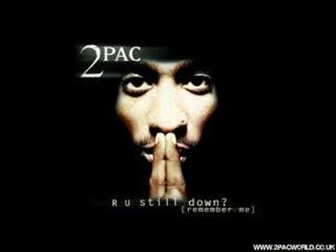 Tupac - Me and My Girlfriend