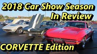 2018 Car Show Season Review - Corvette Edition
