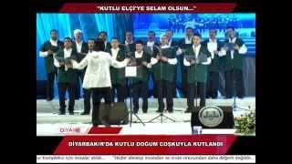Diyarbakır'da Kutlu Doğum coşkuyla kutlandı 2013 - 2/3